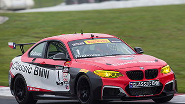 Bmw M235i Racing Drivers Continue Strong Performance In 2017 Pirelli World Challenge Touring Car