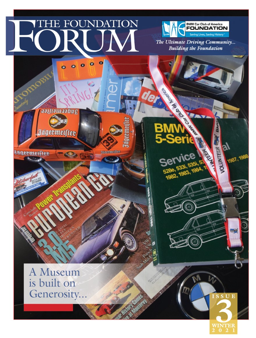 The Foundation Forum Magazine